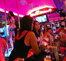 Pattaya Bar Girls